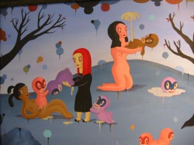 Ayuda a Gary Baseman a acabar su película Mythical Creatures