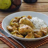 Muslitos de pollo con membrillo: receta para enamorar en otoño