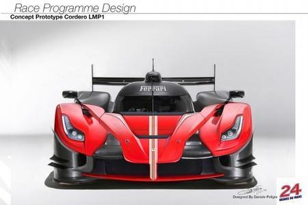 Ferrari y el prototipo para Le Mans que pudo ser y finalmente no será