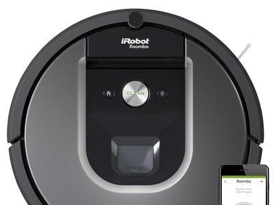 Por 649 euros puedes hacerte con el robot aspirador Roomba 960 gracias al Amazon Prime Day: 28% de descuento