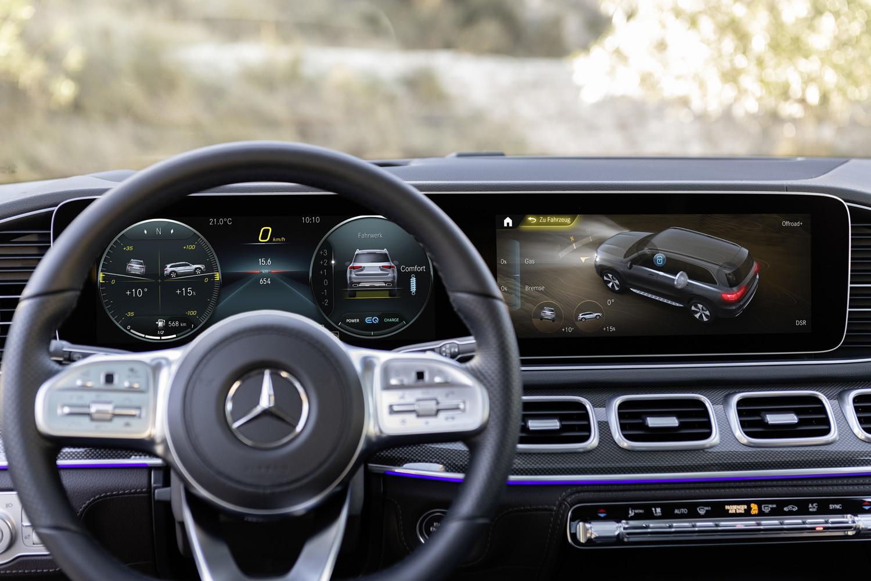 Foto de Mercedes-Benz GLS 2019 (9/68)