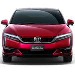 El Honda Clarity muestra el potencial de los autos de hidrógeno con sus 590 km de rango