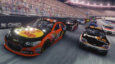 NASCAR '14 no estará en PS4 ni Xbox One