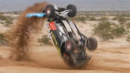 Ante vosotros el primer coche luchador capaz de hacer mortales