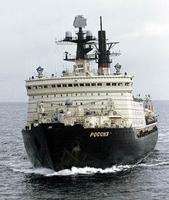 Nueva expedición rusa rumbo a la Antártida