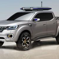 Renault Alaskan concept, la marca francesa va con todo por el mercado global de pick ups