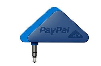 PayPal Here va a por los pagos con tarjetas de crédito