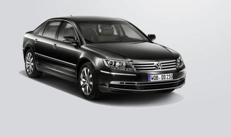Se termina un fracaso: el último Volkswagen Phaeton ha salido de la fábrica