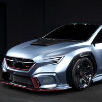 Subaru no traiciona a los puristas y mantendrá la caja de cambios manual en el próximo WRX
