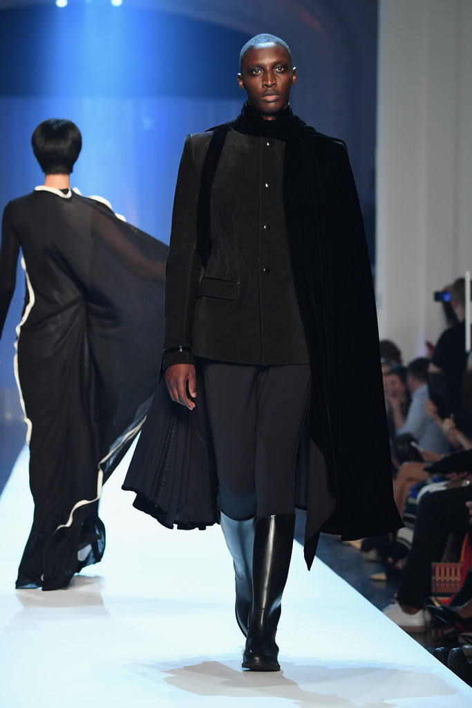 Foto de Jean-Paul Gaultier Fall-Winter 2018 - Paris Haute (13/15)