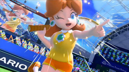 Mario Tennis: Ultra Smash muestra su nuevo tráiler y a algunos personajes del juego