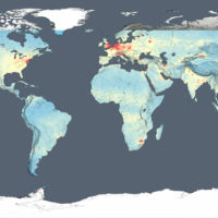 Con estos mapas, la NASA muestra cómo han cambiado los niveles de contaminación en la última década