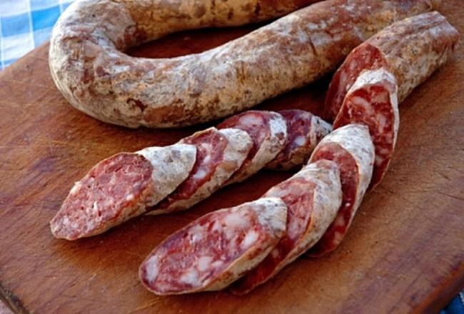 Chorizo Seco