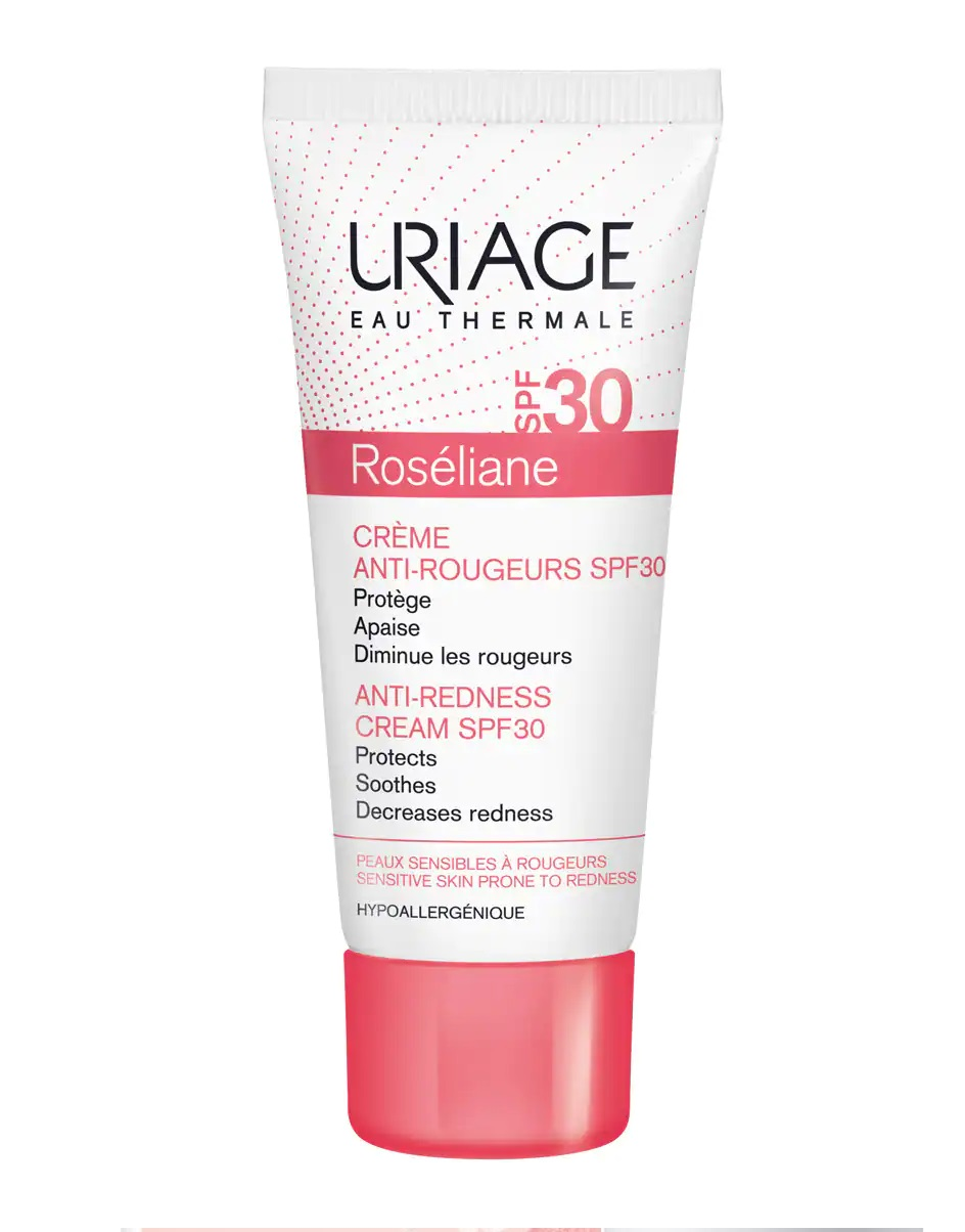 Crema anti-rojeces Roseliane SPF30 de Uriage