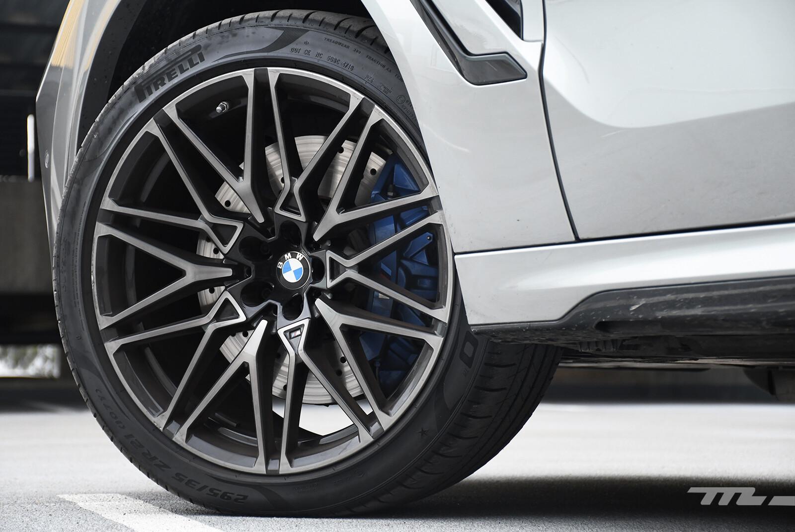 Foto de BMW X6 M Competition 2021 (prueba) (16/27)