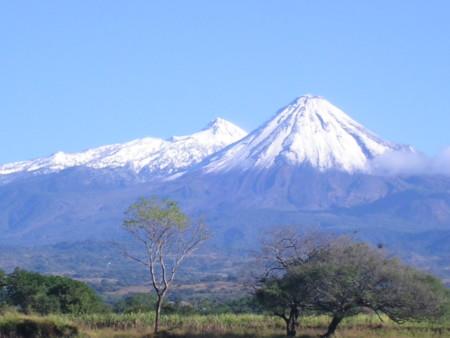 Parque Nacional Volcán Nevado de Colima, México