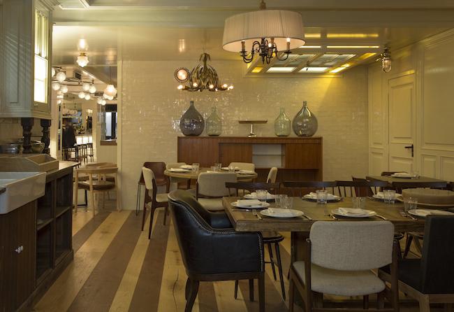 Foto de Restaurante Ajoblanco en Barcelona (2/10)