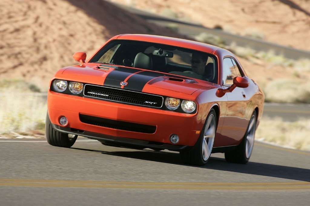 Foto de Dodge Challenger SRT8 (24/103)