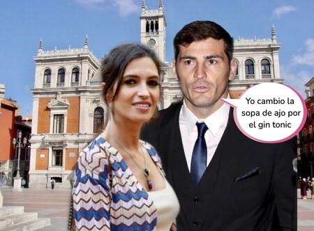 De juerga a orillas del Pisuerga: la cita de Iker Casillas y Sara Carbonero en Valladolid para ponerse de vino hasta el chumino