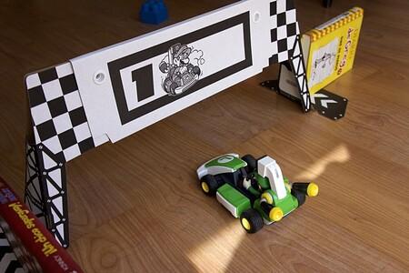 Mario Kart Live Home