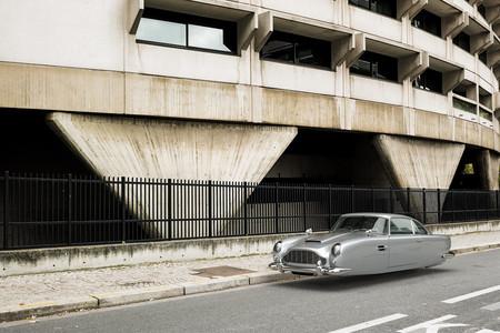 Renaud Marion Aston Martin DB6