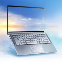 ASUS quiere aumentar las funciones del trackpad colocando un teclado numérico táctil en sus nuevos modelos de ZenBooks