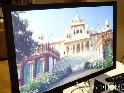 """ViewSonic VX2475SMHL-4K: nuevo monitor UHD de 24"""" con vocación multimedia y precio atractivo"""