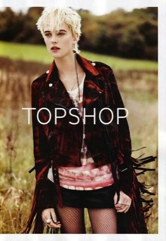 Avance de la campaña TopShop Primavera-Verano 2011