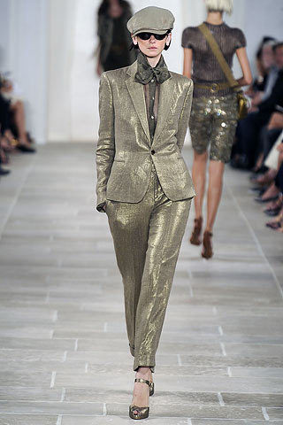 Foto de Ralph Lauren Primavera-Verano 2009  en la Semana de la Moda de Nueva York (1/10)