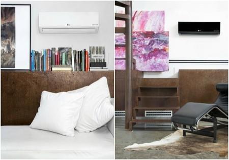 LG nuevos equipos aire acondicionado