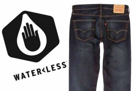 Jeans Levi's WaterLess con los que la marca busca ahorrar millones de litros de agua
