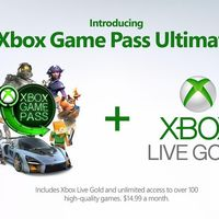 Xbox Game Pass Ultimate: la suscripción definitiva de Microsoft combina Xbox Live Gold y Game Pass por 14,99 dólares al mes