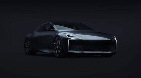 El Hopium Machina es una superberlina de hidrógeno que promete 500 CV y hasta 1.000 km de autonomía