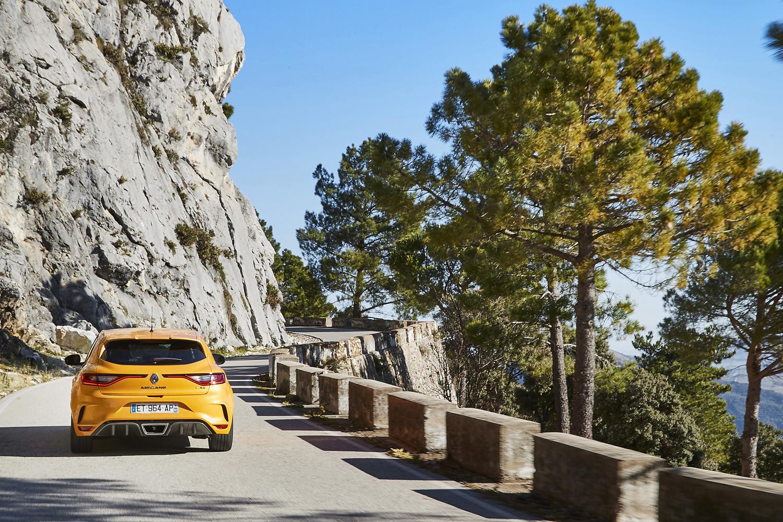 Foto de Renault Mégane R.S. 2018, toma de contacto (104/129)