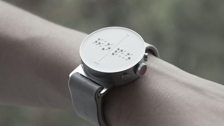 Dot Braille Smartwatch 2 1