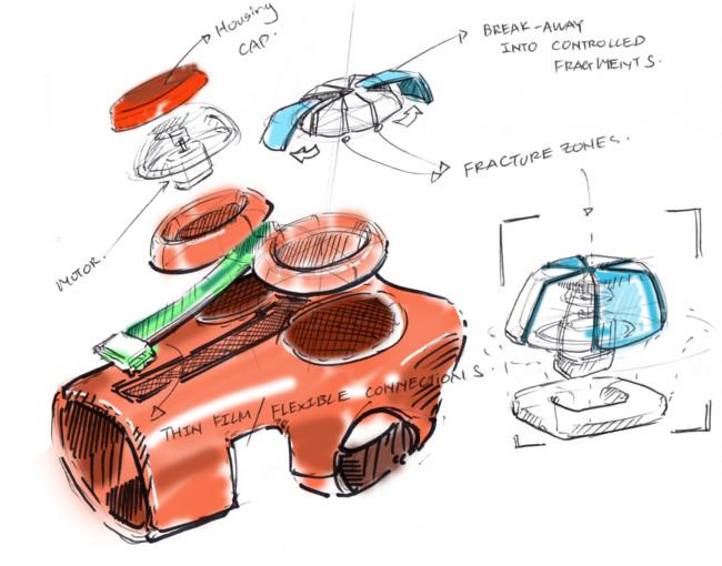 Design Sketch Gyroglove 0201114 Benjamin Koh