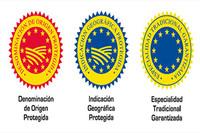 ¿Conoces las diferencias entre una DOP, una IGP o una ETG? Aclaramos tus dudas