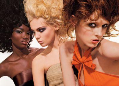 Colección Brunette Blonde Redhead de MAC