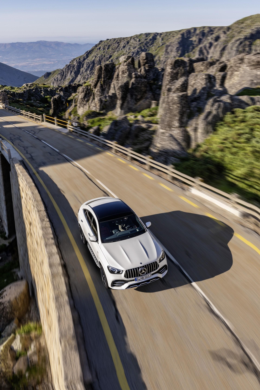 Foto de Mercedes-Benz GLE Coupé 2020 (37/52)