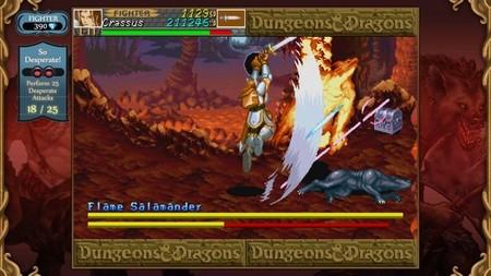 El 'Dungeons & Dragons: Chronicles of Mystara' de Wii U llega este mes