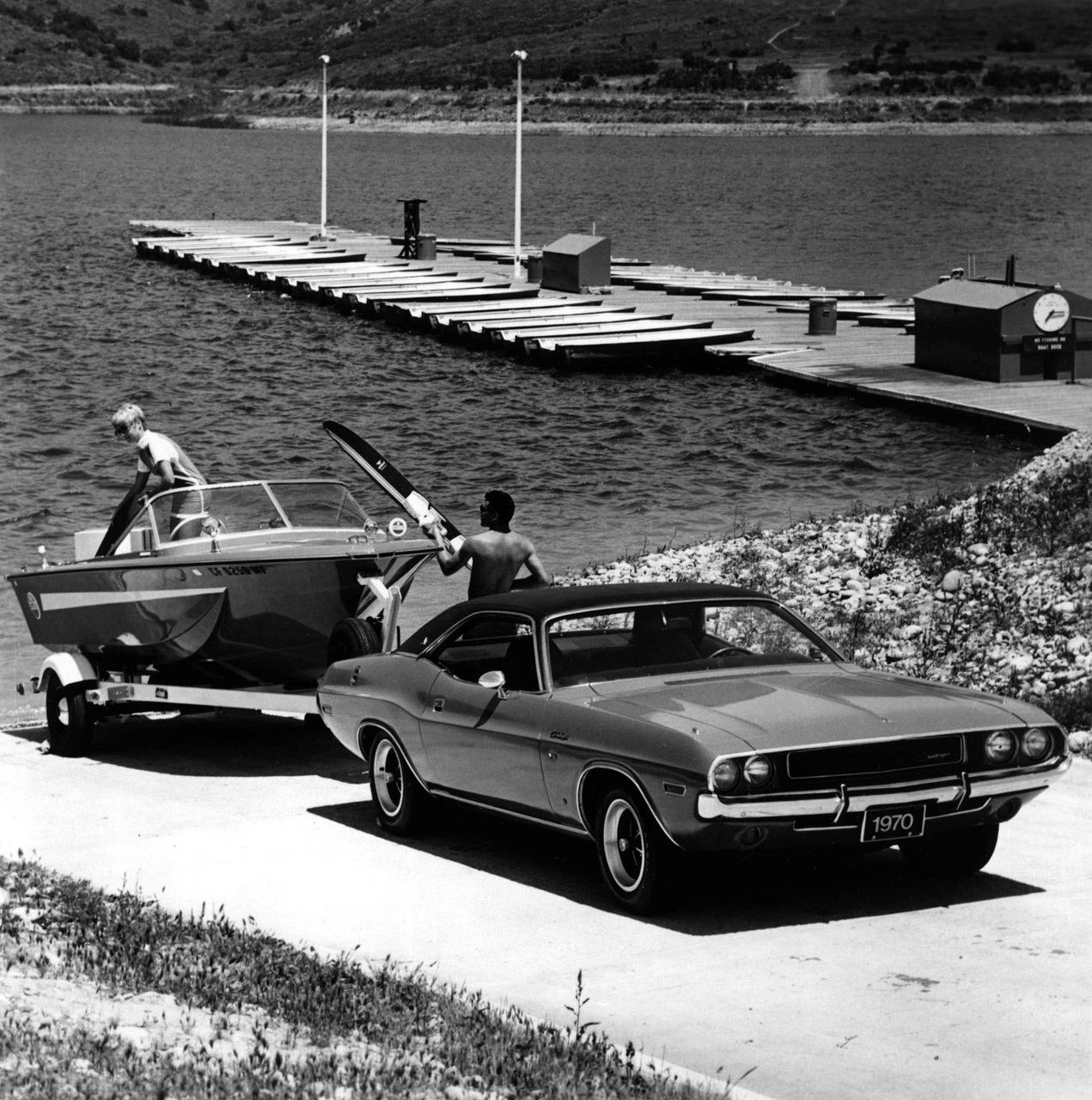 Foto de 40 aniversario del Dodge Challenger (28/64)