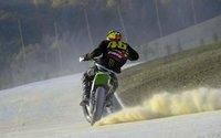Valentino Rossi y Tony Cairoli se lo pasan bien en sus ratos libres