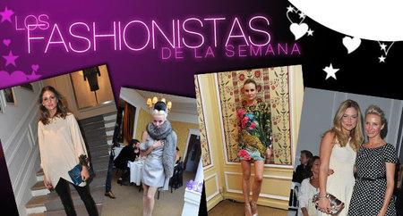 Los Fashionistas de la semana: cómo ser celebrity en la Semana de la Moda de París