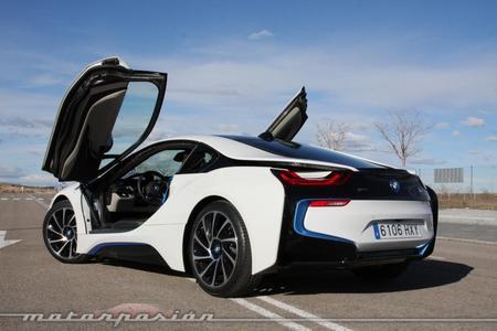 BMW i8 Prueba 6