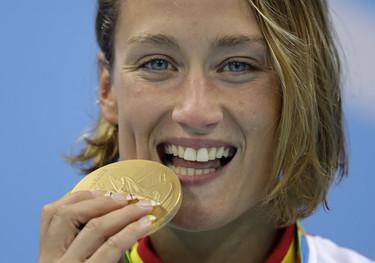 ¡Mireia Belmonte consigue su soñado oro olímpico! 5 momentos históricos en los que la hemos visto crecer