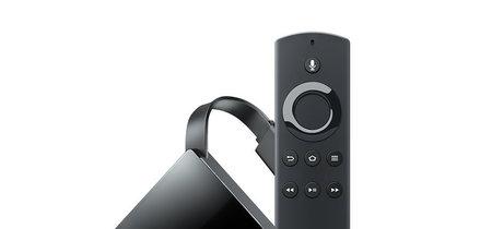 Amazon renueva su Fire TV con el apoyo de Alexa y el soporte para vídeo en 4K con sonido Dolby Atmos