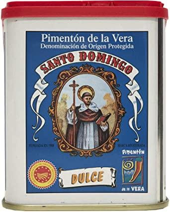 Pimentón dulce de la Vera Santo Domingo