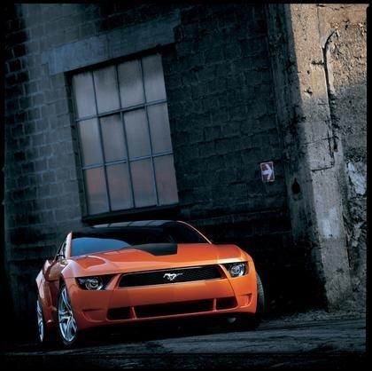 Tres vídeos del Giugiaro Mustang