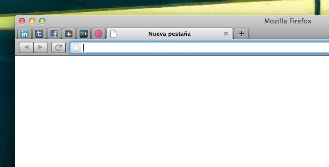 navegador servicios web redes sociales