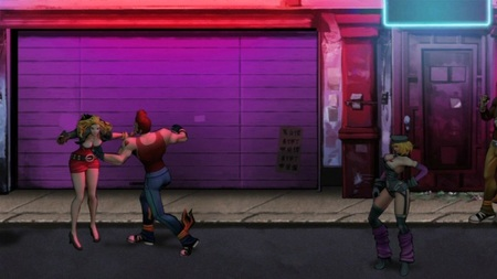 'Double Dragon: Neon'. Primer vídeo con gameplay